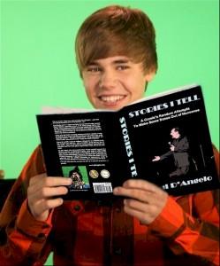 Justin Beiber book B