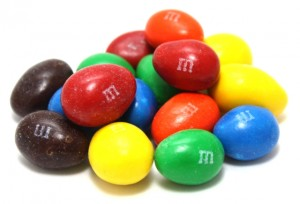 Nuts M&Ms