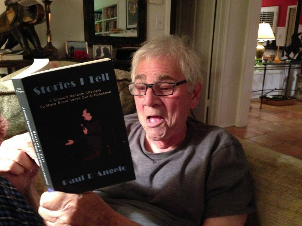 aaAlex Rocco and book
