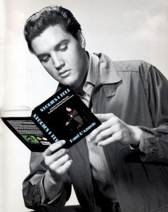 Elvis and Book B