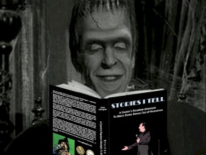 Herman Munster book