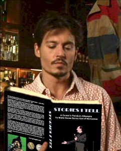 JohnnyDepp book B