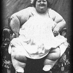 Wide Screened fatwoman 1